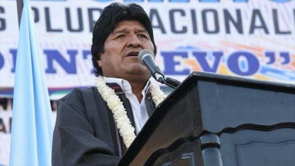 World leaders against coup d'etat in Bolivia