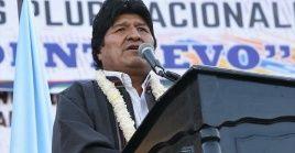Evo Morales se vio obligado a renunciar como jefe de Estado ante violencia fascista impulsada por grupos ultraderechistas.