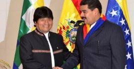 Nicolás Maduro acusó a la OEA de participar en el golpe de Estado a Evo Morales.