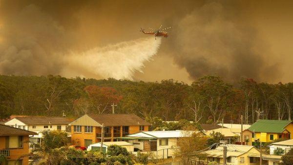 Image result for australia incendio estado emergencia