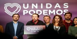 Pablo Iglesias destaco la necesidad de formar gobierno de coalición.
