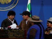 Rusia y China llamaron a avanzar en una solución constitucional para la paz en Bolivia.