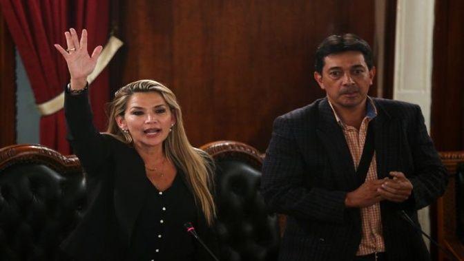 Jeanie Áñez deberá convocar nuevos comicios en un plazo de 90 días.
