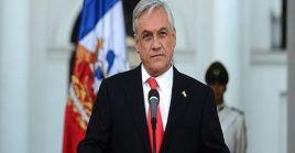 Piñera eludió el comunicado de los partidos opositores que invitan a realizar un plebiscito para convocar a una Asamblea Nacional Constituyente