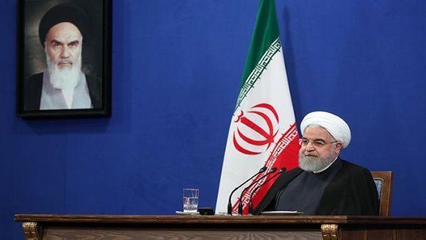 Rohani afirmó que es un error de los países árabes considerar a Israel como un gobierno amigo.