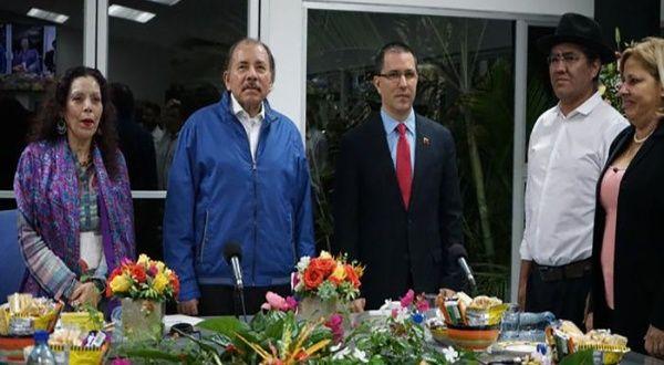 Daniel Ortega reconoce liderazgo del presidente Evo Morales - teleSUR TV