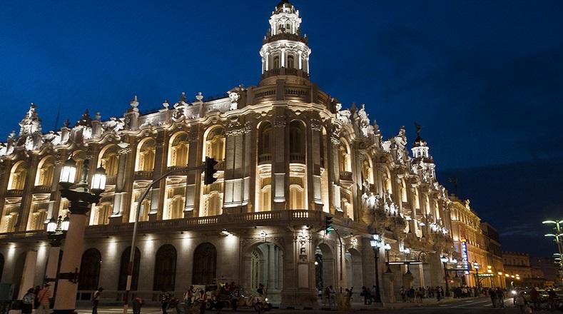 El Gran Teatro de La Habana Alicia Alonso, complejo cultural compuesto por varias salas, fue inaugurado en 1915 y renombrado en honor a la prima ballerina assoluta cubana, es sede del Ballet Nacional de Cuba, del Teatro Lírico Nacional y del Ballet Español de Cuba.