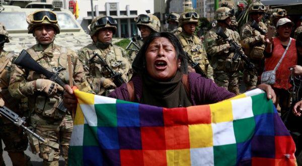 Evo Morales reitera llamado al diálogo para la paz de Bolivia - teleSUR TV