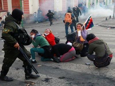 Indígenas de Sacaba, Bolivia continúan protestas por matanza ...