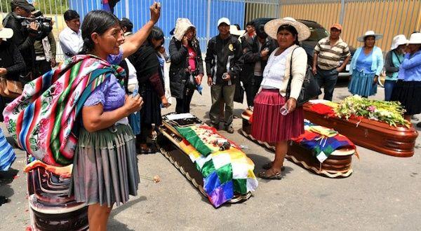 Indígenas de Sacaba, Bolivia continúan protestas por matanza - teleSUR TV