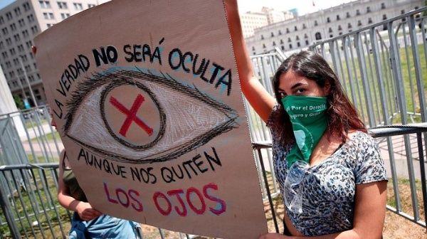Resultado de imagem para acuerdo protestas chile