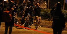 Las protestas en Hong Kong continúan pese al retiro de una polémica ley que originó las movilizaciones.