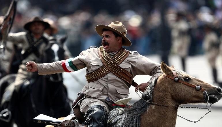 La Secretaría de Seguridad Ciudadana informó sobre la asistencia de más de 100.000 personas al desfile.