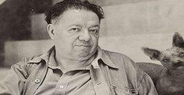Diego Rivera plasmó en su obra la realidad social de México.
