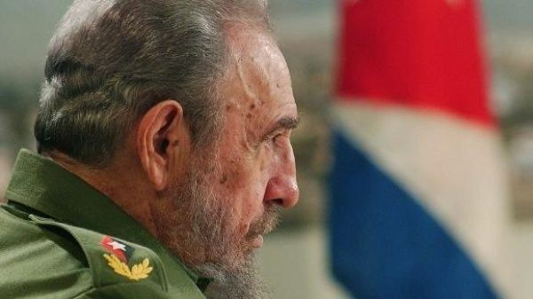 Fidel Castro esta catalogado como uno de los hombres más influyentes del siglo XX