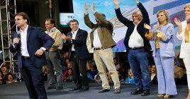 Lacalle Pou sostiene que será el próximo presidente de Uruguay.