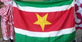 La República de Suriname celebra 44 años de independencia.