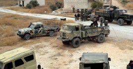 Días pasados el ejército recuperó el control de la aldea de Msheirfeh, ubicada al sureste de Idlib.