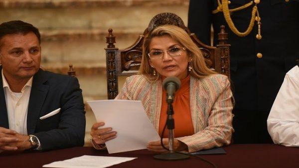 PT de Brasil denuncia violaciones del Gobierno de facto en Bolivia
