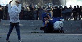 Según información extraoficial alrededor de 300 personas han muerto durante las protestas en Irak.