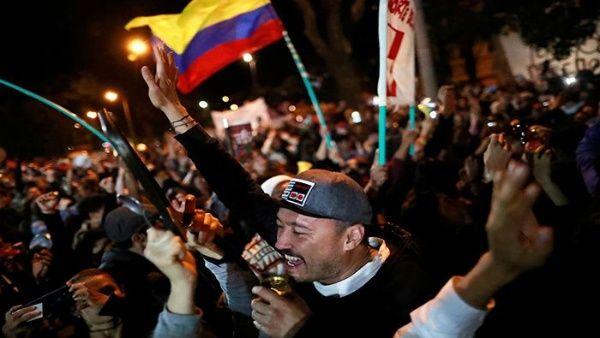 Desde hace más de diez días los colombianos vienen protestando contra el presidente Iván Duque.