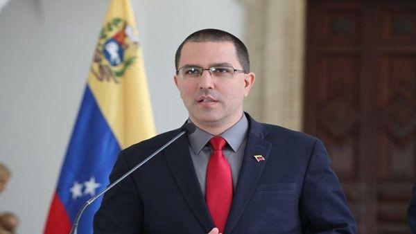 El canciller venezolano denuncio que gobiernos aliados de EE.UU. buscan alentar una guerra contra Venezuela