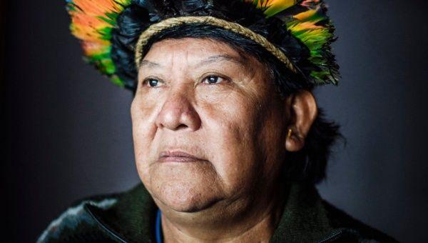 """Right Livelihood Award elogió a los galardonados por la defensa de """"las tierras y la cultura de los pueblos indígenas"""" de Brasil,"""