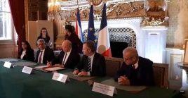 Cuba y Francia firmaron varios acuerdos para aumentar la cooperación económica.