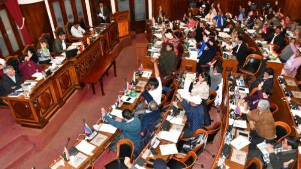 Les députés boliviens ont adopté une loi visant à protéger les personnes persécutées par le régime de facto.