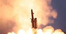 Pyongyang reitera que sus pruebas de misiles son de carácter defensivo ante las amenzas de EE,UU, y sus aliados.
