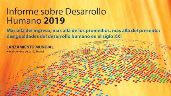 América Latina y el Caribe es la segunda región más desigual del mundo, según el Informe sobre Desarrollo Humano de 2019.