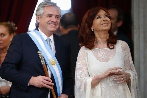 Pdte. Alberto Fernández asegura que volverá a poner de pie a la Argentina