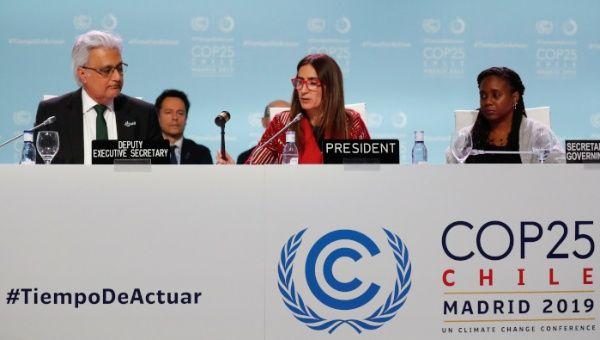 La regulación del mercado de carbono se pospone pese a los avances en COP25.