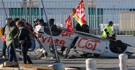 A las protestas de la CGT se ha unido también el sector médico, debido a los recortes anunciados por el Ministerio de sanidad para el año 2020.