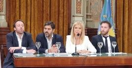 El presidente de la Cámara de Diputados, Federico Otermin, convocó al diálogo todos los bloques políticos de la Legislatura para una pronta sanción de los proyectos de ley.