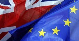 El Reino Unido abandonó oficialmente la Unión Europea el 31 de enero, pero debe acatar las normas y cuotas financieras del bloque diciembre de 2020.