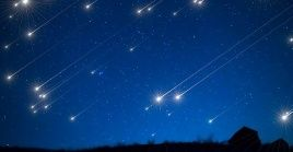 La mejor lluvia de estrellas de todo el año, Gemínidas, será el 13 de diciembre. Esta produce hasta 120 meteoros por hora de distintos colores.