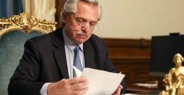 La norma entra en vigor tras firmada por el presidente Fernández y ser publicada en el Boletín Oficial de la República Argentina.