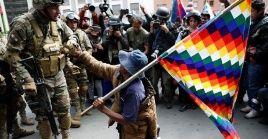 Varios dirigentes del MAS y funcionarios relacionados con el Gobierno de Evo Morales han sido detenidos durante el último mes, acusado de sedición y terrorismo.