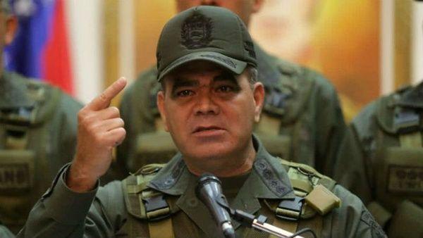 El ministro de Defensa confirmó que agentes policiales y militares se desplegaron en la zona y lograron la captura de algunos asaltantes, así como de las armas hurtadas.