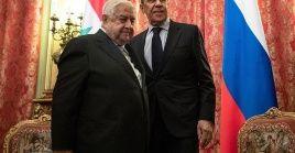 Al Mualem anunció que los dirigentes de su país darán preferencia a las compañías rusas entre las empresas extranjeras que deseen trabajar en Siria.