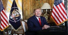 """El presidente estadounidense aseguró que habrá una ceremonia para la firma y añadió que """"el acuerdo ya está hecho, lo están traduciendo""""."""