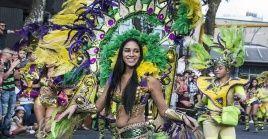 Uno de los principales atractivos es el desfile artístico que sale desde el Banco Popular en Avenida Segunda hasta el Paseo Colón, en la capital.