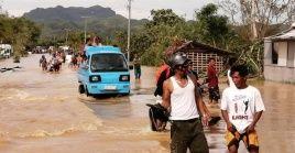 Los daños ascienden a más de 1.074 millones de pesos (21,13 millones de dólares), con más de 265.000 casas, 372 escuelas y 29 centros sanitarios afectados, así como 52 carreteras y dos puentes.