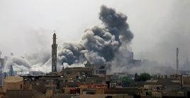 Asimismo, hirió a cuatro militares del país norteamericano así como a dos miembros de las fuerzas de seguridad iraquíes.