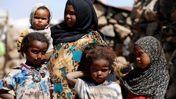 Los más pequeños también son víctimas del desplazamiento al que se ven forzados por las guerras.