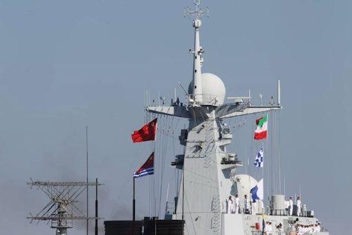"""""""ahora no es tiempo de que los gobiernos no hagan ningún tipo de ejercicios militares con este régimen"""", agregaron."""