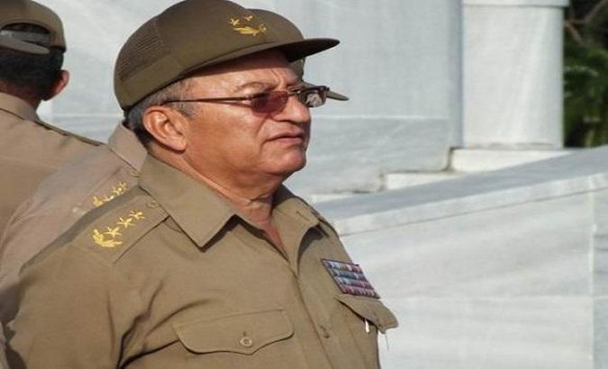Die USA belegen den kubanische Verteidigungsminister, Leopoldo Cintra Frias, mit Sanktionen | Bildquelle: https://www.telesurenglish.net/news/cuba-reject-us-sanctions-against-minister-of-ffaa-20200103-0017.html © Cubadebate | Bilder sind in der Regel urheberrechtlich geschützt