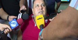 El concejal departamental de Caazapá y presunto líder de la red se encuentra declarando junto a los otros implicados.