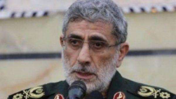 El nuevo jefe de la Fuerza Quds prometió vengar la muerte del general Qassem Soleimani.